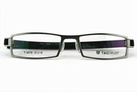 TR-90 Eyeglass Frames Men's & Women SILVER FULL-RIM Glasses Optic Eyeglasses Prescription RX T5079