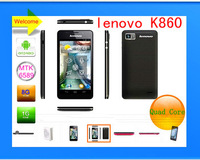 mtk 6589 original lenovok860 latest and best, Android Smartphone quad core 1.4G MHz Android 4.04 (CH)