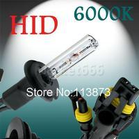 2pcs H7 HID Xenon Pure White Replacement Car 6000K 35W Headlight Headlamp Bulb Lamp V2 parking car light source bi xenon h7