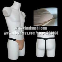 NEW![AV-4] camel toe realistic vigina male masturbator artificial silicone vagina-deltoidal scarf