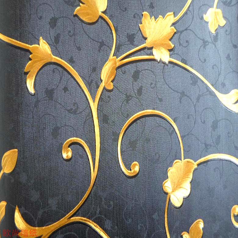 oro sfondo muro qualità oro e foglia argento carta da parati carta da ...