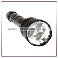 Free shipping 3800 lumens LED Lantern Flashlight Torch with 3x CREE XM-L T6 5-mode Super Bright Waterproof