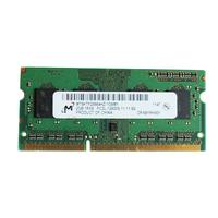 Micron 2GB DDR3 1Rx8 PC3-12800S 1600 MHZ  Laptop RAM Memory