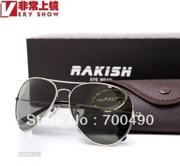 Free shipping Fashion Sunglasses Men Women Sun Glasses wholesale,Ray Brand Designer Sunglasses Sport 3025
