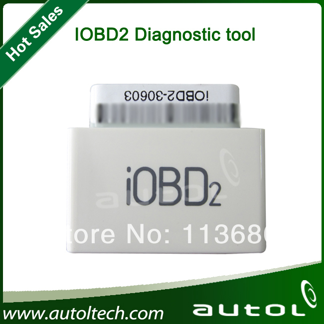 Wireless code scanenr IOBD2 IOBD 2 2013 Original Xtool Supe for Iphone Ipod Ipad by Bluetooth DHL Fast Free Shipping(China (Mainland))