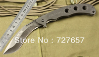 2014 New Cold Steel - Dogleg Big Discount Folding Knife Camping Survival Pocket Knife Free Shipping