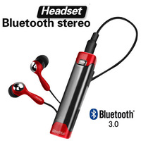 Universal Clip Style Sports Wireless Stereo Bluetooth Headset Headset A2dp Earphone Headphone for Cellphones Iphone Samsung