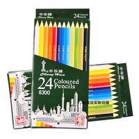 Brand new 24-set,CHUNGHWA coloured pencils