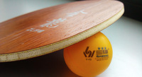 ZL/PBO  Fiber  SANWEI   Yew Wood   Gold Dragon L1   Table Tennis  Blade / ping pong blade  ,  5 plywood + 2 ZL Fiber   OFF++