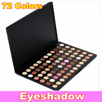 72 Color Eyeshadow and Blusher Makeup Palette + Free Shipping