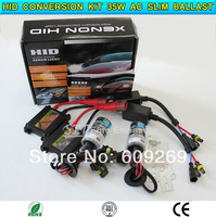 HID Xenon Bulb single beam HID AUTO lamp 12V 35W 44pcs/lot