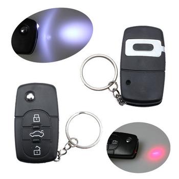 Electric Shock Gag Joke Prank Car Key Remote Fun C hv3n