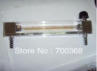 LZB -6, glass rotameter water flow meter with adjust control valve, liquid flow meter/air flow meter 1pcs/lot