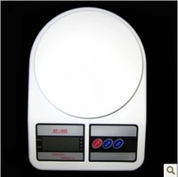 Household kitchen scale kitchen scale kitchen electronic scale sf400 measurement scale 1g-5kg battery