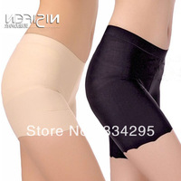High quality panties silk ice&Modal  bamboo fiber prevent exposing security trousers 1/3 trousers /shorts free size&3XL&5XL