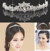 Hot-selling fashion accessories europos wedding hair accessory set bridal jewelry free shipping