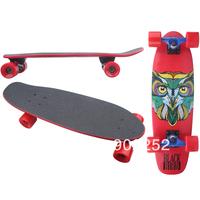 2013 NEW style,63cm fish skateboards,maple wood skateboard,children skateboard,single alice fish skateboard
