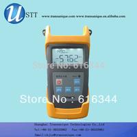 Handheld Measuring Optical Power and Finding Fiber Faults Visual Fault Locator Optical Power Meter
