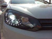 Golf 6 LED headlights