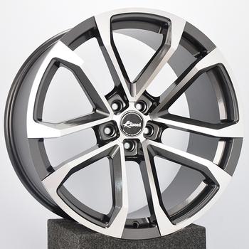 alloy wheels modified car rims 20 inch wheels A8L Q5 RAV4 Highlander Lexus RX  Pajero Cayenne Phaeton Freelander Range Reiz K5