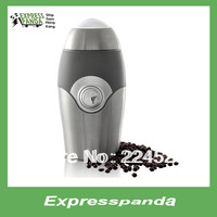 Portable Coffee/Nut/Grain Mill and Grinder - Stainless Steel