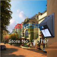 HIGH QUALITY Solar motion Light Wall  Mounted Ray/PIR  Motion Sensor Detector Activated /Garden Yard Steet Solar Lights