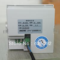 intelligent electrical LED volmeter