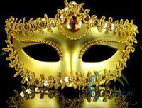 Fashion Dancing Electroplating surrounding edge Mask/ Venice, Italy style Mask Wholesale Christmas/ Halloween Mask Free shipping