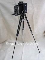 Home furnishings Vintage tripod camera vintage camera model photography props vintage big rack camera