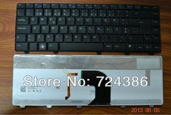 NEW V3300 Keyboard for DELL VOSTRO V3300 series Portuguese keyboard WITH BACKLIT black color, PO layout, v3300 laptop keyboard