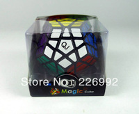 Retail/Drop Shipping 1pc/lot QJ Megaminx II Cube Puzzle Spring Structure Christmas/birthday educational gift idea Free shipping