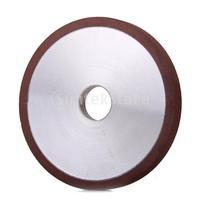 Free Shipping Plain Resin Diamond Grinding Wheel 100mm
