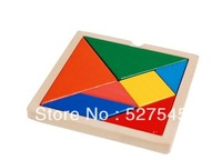 Small toy classical wood puzzle toy tangoing