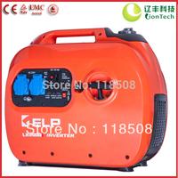 IDEAL CHOICE! SMART & INGENIOUS Portable Power / 2kW Digital Inverter Gasoline Generator LH2000i (ORANGE), CE & TUV