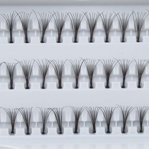 2014 Sepcial Hot Sale Fashion 60pcs 14mm Natural Eye Beauty Eye Extension Makeup Tools Individual Fake Eyelashes Extension#19898(China (Mainland))