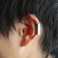 Cheap Simaple Design Punk Style Metal U Ear Cuff For Women & Men Free Shipping 30pcs/lot 0528145