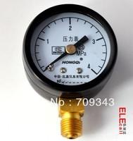 Brand New General Pressure Gauges Vacuum Meter Y-40 0-4Mpa