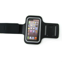 New Black Armband Arm Strap Sport Bag Protect Holder Cover Case Holder for Apple iphone 5 5S 5C