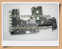 Free shipping 100% working and 95% new I7 2.2 GHz Motherboard for apple macbook pro A1297 Mc725 2011 year logic board