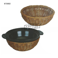 free shipping  bread basket durable basket container three sizes for optional BAKEST