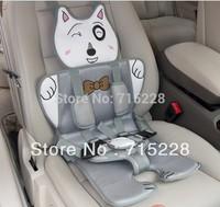 Car child car seat baby car seat 0 - 4 0 - 6 years Free Shipping