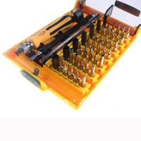 45-in-1 Interchangeable Professional Hardware Screw Driver Manual Tool Kit Free Shipping