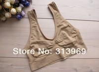 300pcs/lot (100sets) AHH Bra as on TV Rhonda shear body shaper push up breast Genie bra Yoga bra White/Black/Beige