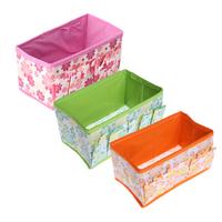 #Cu3 Cosmetic Folding Make Up Storage Box Container Bag Case Stuff Organizer