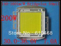 Free shipping High power LED 200W 140-160lm/W Bridgelux 54mil chip