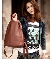 Free shipping 2014 Tok handmade cowhide genuine leather backpack - - female bags