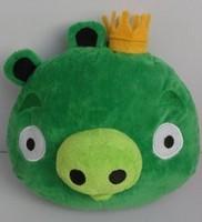 # freeshipping carton plush animal 20cm  pig& min2pcs/lot  wholesale promotion adult child gift  game plush  toy