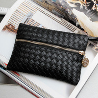 Handbags Wholesale New European&American Retro Woven purse Wallet Packet Clutch Evening Party Bags Small bags BG24