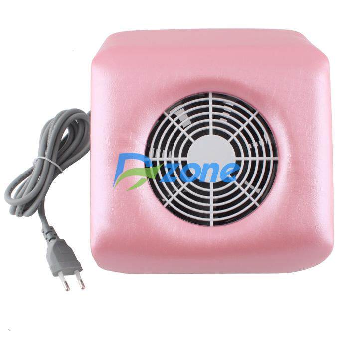 220V Nail Art Dust Suction Collector Manicure Filing Acrylic UV Gel Tip Machine #11485(China (Mainland))