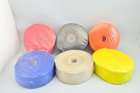 Optional Multicolor Heat Resisting Exhaust Insulating Wrap, Exhaust Pipe Wrap